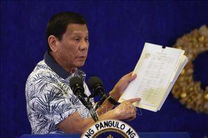 Philippines thông qua đạo luật chống khủng bố mới