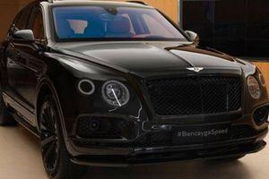 Ngắm phiên bản đen huyền bí của Bentley Bentayga Speed vừa ra mắt