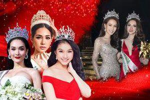 Hoa hậu Quốc tế 'hủy show' vẫn chưa bằng Thùy Lâm nhiệm kỳ 7 năm, Miss Queen 2016 cùng số phận