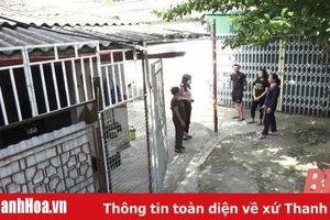 UBND TP Thanh Hóa trả lời phản ánh của Báo Thanh Hóa qua bài viết 'Mắc kẹt' giữa lòng thành phố