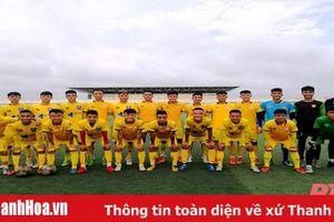 Vòng loại giải vô địch U19 quốc gia 2020: U19 Thanh Hóa nhận thất bại đầu tiên
