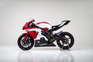 Yamaha ra mắt 'ngựa chiến' YZF- R6 phiên bản kỉ niệm 20 năm