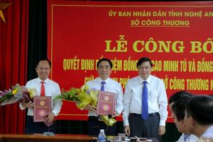 Bổ nhiệm nhân sự, lãnh đạo mới tại Thái Nguyên, Nghệ An, Đồng Nai