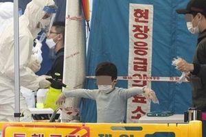 Xác định bệnh lạ nghi do COVID-19 trên trẻ em Hàn Quốc