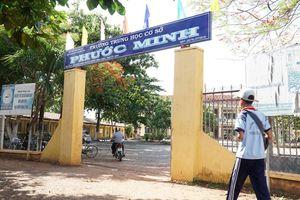 Một thầy giáo ở Tây Ninh bị tố cáo dâm ô 4 nam sinh