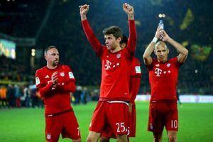 Thomas Muller: Robben, Ribery cần tôi làm 'kẻ cắp không gian'
