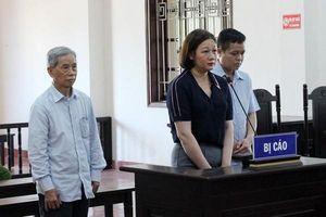 Người đàn bà 'nổ' quen lãnh đạo cấp cao để lừa đảo xin việc lĩnh án tù