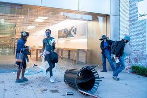 Apple theo dõi iPhone bị cướp trong bạo loạn tại Mỹ