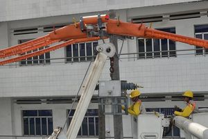 TP.HCM tăng cường đảm bảo an toàn điện trong mùa mưa