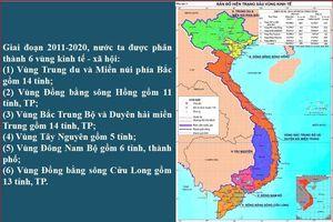 Đề xuất đưa Long An, Bình Thuận, Lâm Đồng vào Đông Nam Bộ
