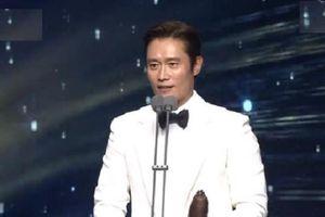 'Oscar Hàn Quốc' 2020 - 'Parasite' thắng đậm, Lee Byung Hun là Ảnh đế