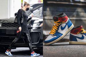 Hailey Bieber xuống phố với giày Nike hơn 1.700 USD