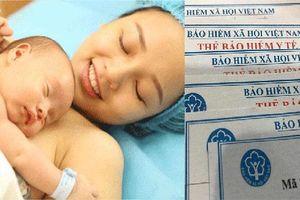 Thời gian đóng BHXH để được hưởng chế độ thai sản