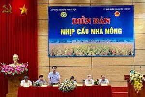 Nhịp cầu nhà nông 2020: Đưa khoa học kỹ thuật đến gần với nông dân