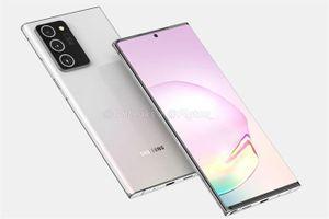 Rò rỉ cấu hình bộ đôi Galaxy Note20+ và Note20 Ultra