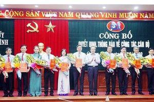 Ông Mai Văn Minh được bổ nhiệm làm Giám đốc Sở NN-PTNT Quảng Bình