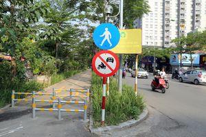 Hà Nội: Mương bẩn 'biến hình' thành đường đi bộ rợp bóng mát