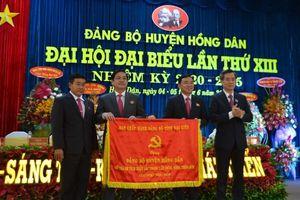 Khai mạc Đại hội điểm cấp trên cơ sở của Đảng bộ Bạc Liêu