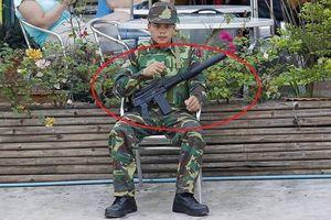 Siêu súng trường tấn công 9A-91 của bộ đội Lào mạnh cỡ nào?