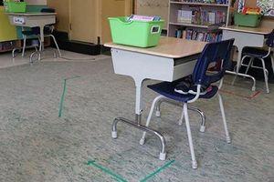 Canada: 44 HS ở Quebec mắc Covid-19 kể từ khi trường học mở cửa