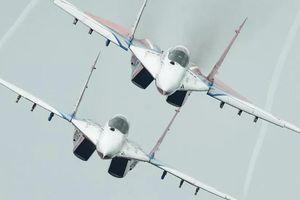 Nga chuyển giao máy bay tiêm kích Mig-29 cho Syria