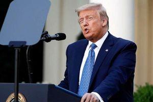 Bác sĩ xác nhận ông Trump rất khỏe, không bị tác dụng phụ từ thuốc ngừa Covid-19
