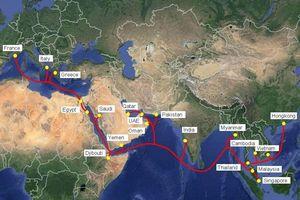 Tuyến cáp AAG đã sửa xong, thêm tuyến cáp biển AAE-1 gặp sự cố