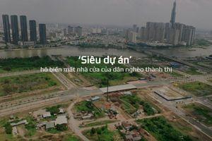 'Loạn quy hoạch' làm biến dạng đô thị: Virus cần phải loại bỏ tận gốc