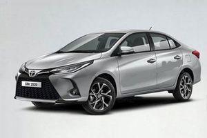 Toyota Vios 2021 ngoại hình siêu đẹp, giá mềm 'đe nẹt' Hyundai Accent, Kia Soluto