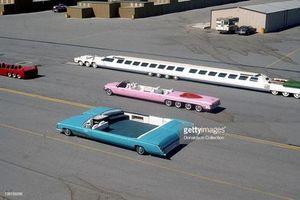 'Siêu xe' Limousine dài nhất thế giới sắp được phục chế