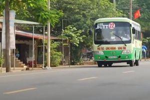 Đề xuất xây dựng phát triển vận tải hành khách bằng xe buýt ở Bà Rịa - Vũng Tàu