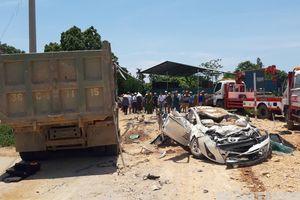 Thanh Hóa: 4 người thương vong sau tai nạn giao thông