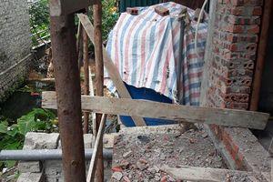 Công trình xây dựng lấn chiếm đất công tại Hiệp Hòa đã được xử lý