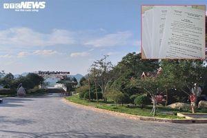 Khu nghỉ dưỡng Family 64 Home ở Sơn La xây 'chui' khi chưa có giấy phép