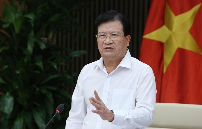 Nhiều bộ ngành đồng thuận phương án phân vùng của Phó Thủ tướng Trịnh Đình Dũng