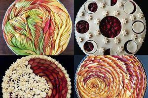 Mỗi chiếc bánh là một tác phẩm nghệ thuật: Hội Yêu Bếp hay Ghét Bếp cũng phải trầm trồ
