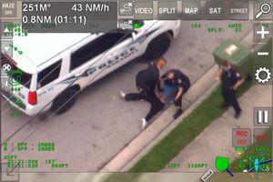 Lại lộ video ghi cảnh người da đen bị cảnh sát Florida quỳ gối đè cổ