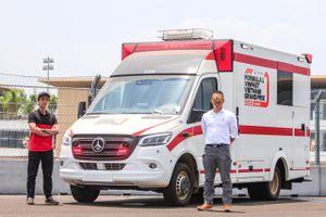 Khám phá xe cứu thương của giải đua F1 tại Việt Nam
