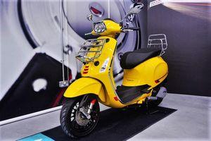 Vespa Sprint và Primavera 150 sản xuất ở Việt Nam ra mắt tại Malaysia