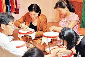 Hướng đi mới cho sản phẩm làng nghề truyền thống
