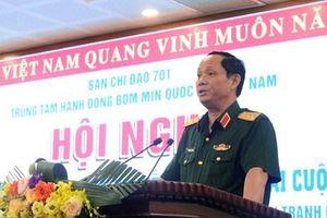 Trao giải Cuộc thi 'Nâng cao nhận thức phòng tránh tai nạn bom mìn, vật nổ do chiến tranh để lại ở Việt Nam'