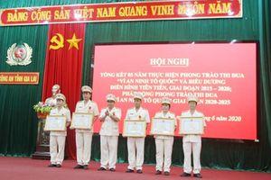 Công an tỉnh Gia Lai tổ chức phát động phong trào thi đua 'Vì an ninh Tổ quốc'