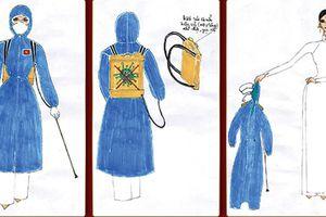 Lộ diện 10 thiết kế độc lạ dự thi quốc phục cho Khánh Vân