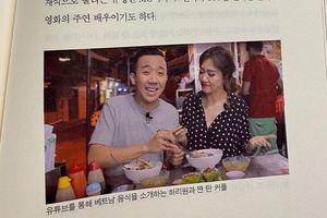 Trấn Thành – Hari Won xuất hiện trên sách Hàn Quốc sau ồn ào