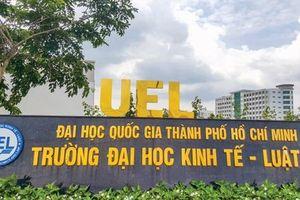 Trường ĐH Kinh tế- Luật tuyển sinh 2 chương trình mới