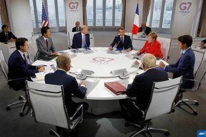 Sự 'lệch sóng' trong nội bộ G7