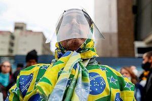 Brazil ghi nhận số ca tử vong do Covid-19 trong 24 giờ cao nhất thế giới