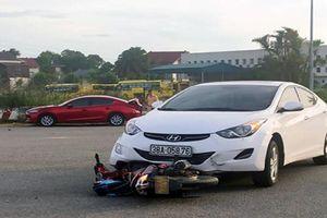 Chở cháu đi học, người đàn ông gặp tai nạn tử vong thương tâm