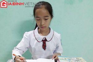Rơi nước mắt khi đọc bức thư gửi bố đã mất của nữ sinh nghèo