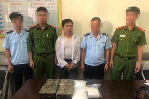 Hải quan Hà Tĩnh phối hợp ra quân 'cất mẻ lưới' ma túy lớn